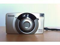 Canon Prima Super 105X Compact Film Camera