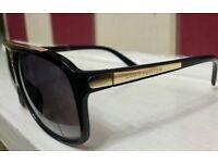 Louis Vuitton Lv Luxury Evidence Millionaire Sunglasses Smoke Black Gold Vintage Sunglass