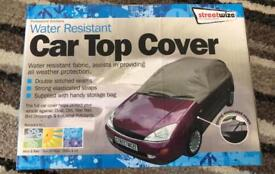 🚗STREETWIZE Water Resistant Outdoor Car Top Cover