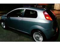 Fiat grande punto 09reg mot alloys