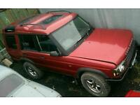 Landrover discovery td5