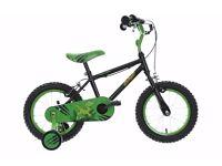"Apollo Claws Kids Bike 14"""