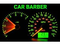 Carbarber Mileage Correction London