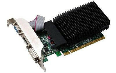 nVidia GeForce 1GB VGA/DVI/HDMI PCI Express x16 Video graphics Card Low profile