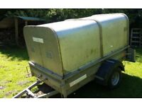 Sheep or Livestock Trailer 7' x 4' similar to Ifor Williams P6e