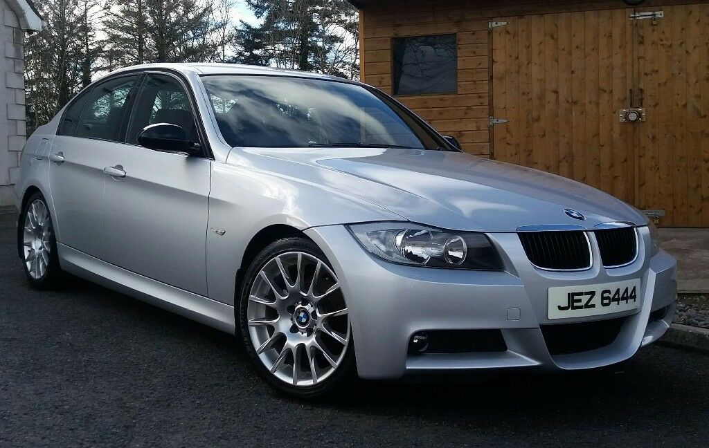 bmw 320si limited touring car edition m sport in. Black Bedroom Furniture Sets. Home Design Ideas