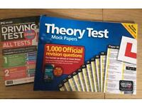 Driving test success theory test DVD and mock papers