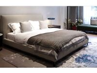 Camerich Double Bed and Mattress
