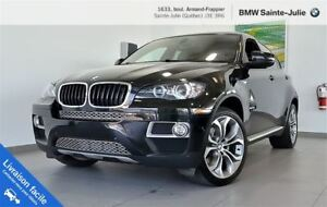 2014 BMW X6 xDrive35i, Groupe Performance M, Certifié