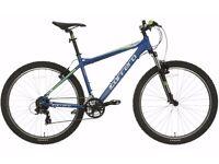 "Carrera Valour Mens Mountain Bike -18"" frame"