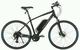 Carrera Electric Bike