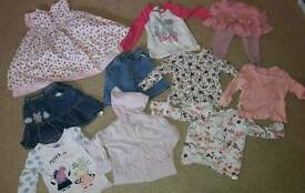 Girls bundle mainly 18-24 months