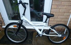 Boys bikes for sale, both in excellent condition,