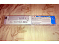 Brand New Genuine Roland Eco-Sol Max 440cc Cyan Printer Cartridge.