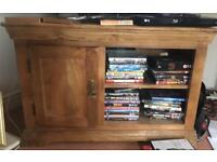 Solid wood TV Cabinet £50ono
