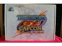 Tatsunoko v Capcom Nintendo Wii Arcade Stick + Wii Game