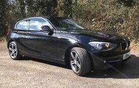 BMW 1 Series 114i (2014) 24k miles   Superb Condition   1 Year MOT