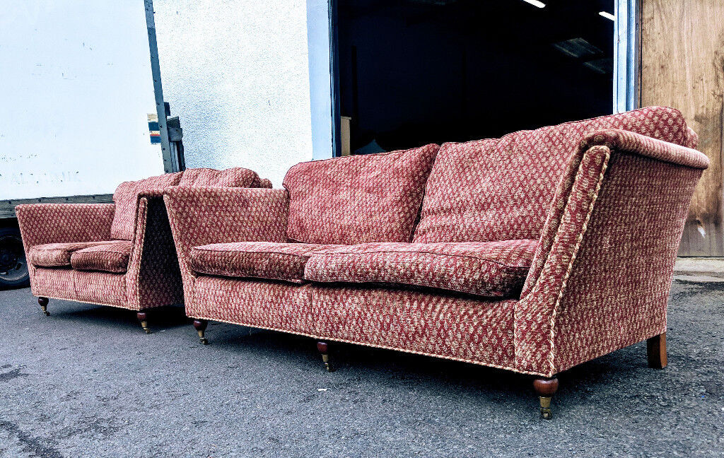 Duresta Ruskin 3+2 sofa set DELIVERY AVAILABLE | in East End ...