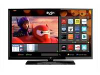 "BUSH 40""HD SMART WIFI LED TV (free delivery)"