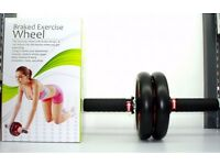 BRAKED EXERCISE WHEEL (3 Month RTB Warranty ) BEW123