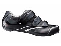 (2113) SHIMANO SH-R078 GIRLS WOMENS ROAD CYCLING SHOES Best fit for Size:UK 3.5-4