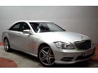MERCEDES-BENZ S CLASS S350 3.0 CDi BlueTEC AMG Sport Pack 4dr FULL HISTORY Outstanding Condition