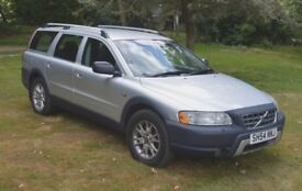 Volvo XC70 Diesel D5 Cross Country SE LUX AUTO AWD 54 REG 122K Miles Full Volvo Service History