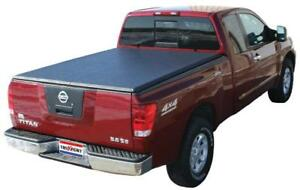 Truxedo TruXport Soft Rollup Tonneau cover For 2005-2019 Nissan Frontier with 5.0 ft Box
