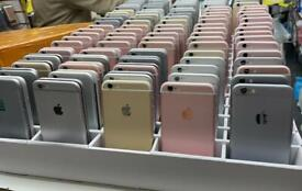 iPhone 6s unlocked boxed warranty All Colours Available