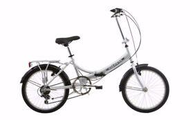 brandnew folding bike!