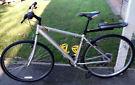 Raleigh Urban Pioneer Hybrid bike