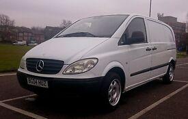 Mercedes Vito 109 2.1 CDI
