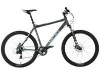 bran new bike never been used mans carrera bike