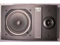 Pair Wharfedale force 2180 Speakers working perfect 100 Watts