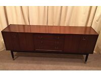 Retro G Plan Teak Sideboard - 1970's