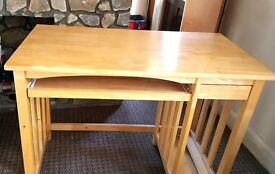 Study Table and Chair in Fairly Good Condition