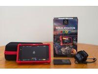 ATOMOS NINJA ASSASSIN 4k HDMI Recorder Monitor + Boxed + 480gb Sandisk SSD