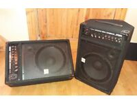 Active Stage Monitors from Thomann 'The Box' MA120 MKII