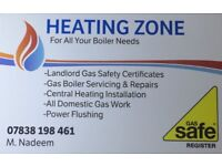 gas engineer boiler repairs service and installation (plumber)