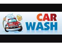 self service carwash business for sale