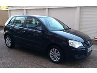 2007 Volkswagen Polo 1.4 S auto 5dr history 6 months warranty px welcome (balham sw17 7bw)