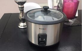 Breville rice cooker & steamer. Excellent condition.