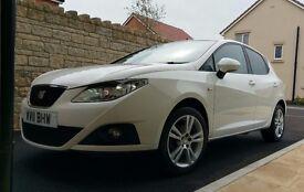 2011 (11) Seat Ibiza 1.4 16v (85) Chill edition