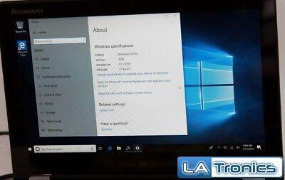 """Lenovo Yoga 700 11.6"""" Touch Screen Intel m5-6Y54 1.1Ghz 8GB 256GB SSD, Grade C"""