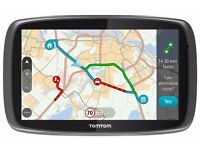 TomTom GO 610 6-inch Sat Nav with World Maps and Lifetime Map and Traffic Update £190