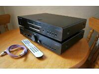 Cambridge Audio Azur 351A Amp & 351C CD Player
