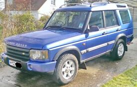 Land Rover Discovery Td5 Automatic 2003 Facelift Model