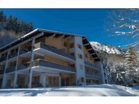 Ski flat in Chamonix / Les Houches, 3/4 bedrooms, terrasse facing Mont Blanc