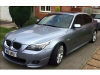 BMW 535D 2007 LCI 700NM MAPPED,SERVICE HISTORY, EX SHOW ROOM CAR WITH ALL THE BITS.OPEN TO OFFERS