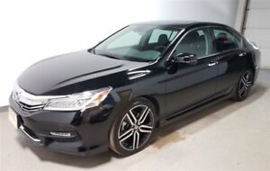 2016 Honda Accord TouringV6 | Certified |3M Film |Rmt Start |Sen